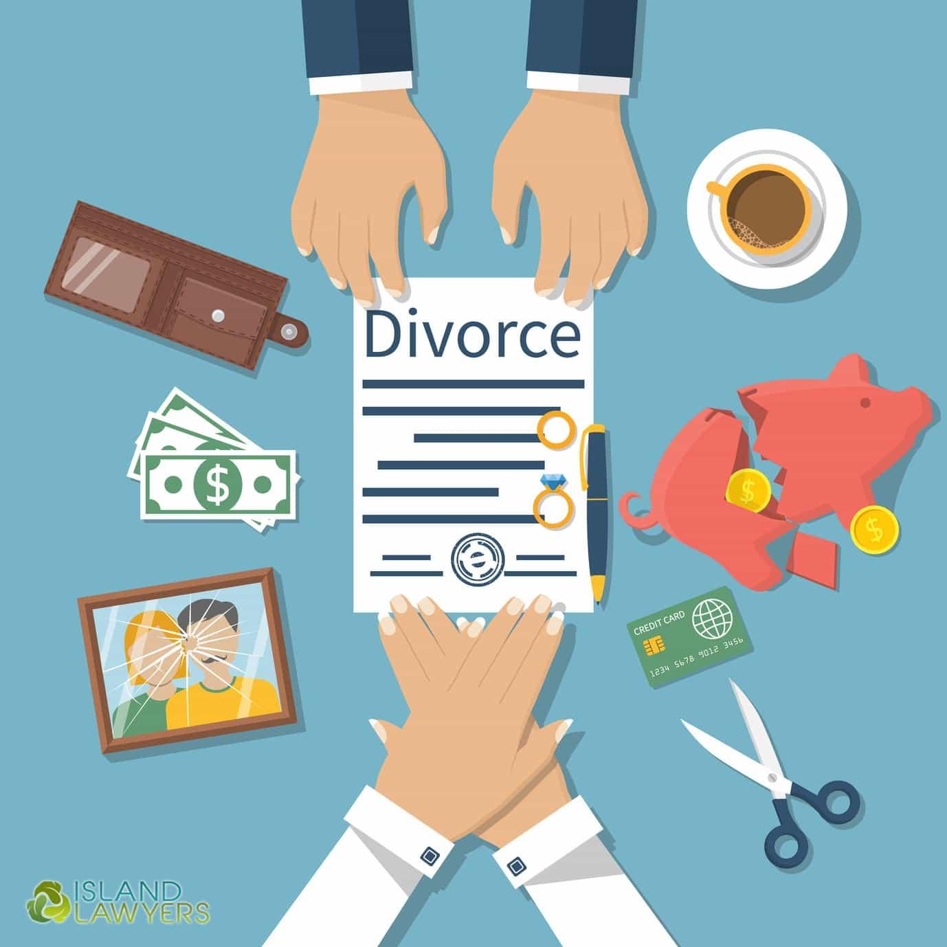 Valid grounds to get divorce in Hawaii