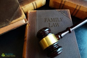 Photo - going back to court for modifying or enforcing family court orders