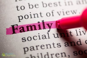Photo - looking up Hawaii family law definitions
